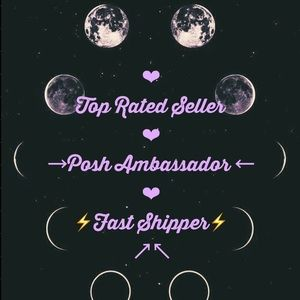 ✨🌙Top Rated Seller! Fast Shipper!🌙✨